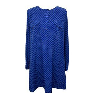 Gap Deborah Pocket Polka Dot Tunic Dress